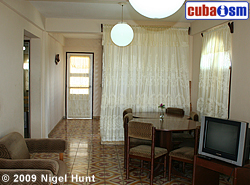 Hotel Caimanera, Triple Room Hall
